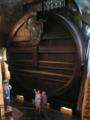 ハイデルベルク城 世界一でかい酒樽