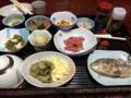 [田代島]晩御飯