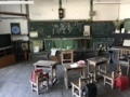 [旧木沢小学校][廃校]最後の一年生の教室