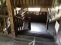 [旧木沢小学校][廃校]中央階段1