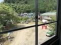 [旧木沢小学校][廃校]2階からの風景