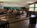 [旧木沢小学校][廃校]音楽室