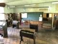 [旧木沢小学校][廃校]鉄筋の場所から