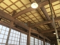 天井が素敵ですね