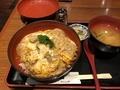遅めのお昼(お米が美味しい)