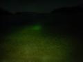 キャンプ 夜の海