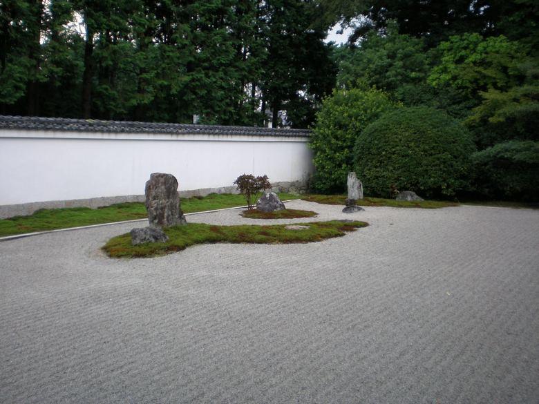 峨眉山の庭