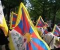[Free Tibet][ピースウォーク][チベット国旗]Peace Walk