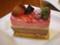 木苺とショコラのショートケーキ