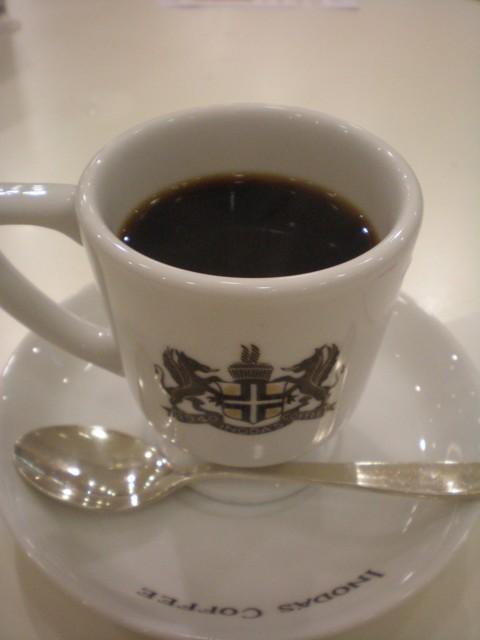 イノダコーヒーのブレンド