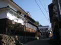 竹内街道にて(大阪府)