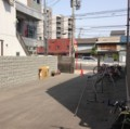 [大阪][粉浜][ウエムラサイクルパー][ウエパー][駐輪場]
