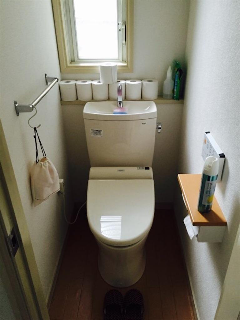きれいをそこそこ維持できているトイレ