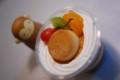 [food]Plecia 3種のフルーツプリン(わたしのしふく)