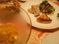 [food]前菜色々と盛合わせ4品(Marche)