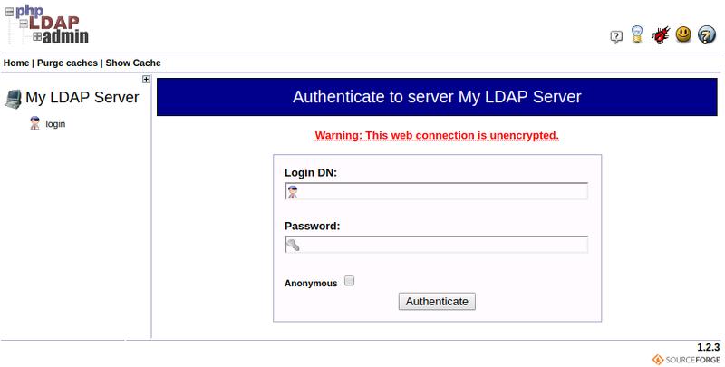 LDAPの使い方&Ubuntu18にインストール方法メモ