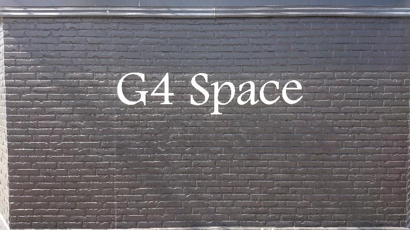 G4 Spaceのロゴマーク
