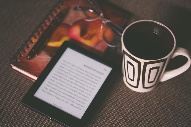 Kindleとコーヒーと手帳