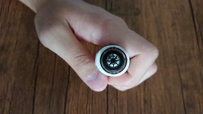 円形状の360°カッター