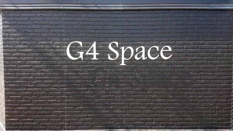 函館・G4 Spaceのロゴマーク