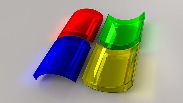 Microsoftのロゴマーク