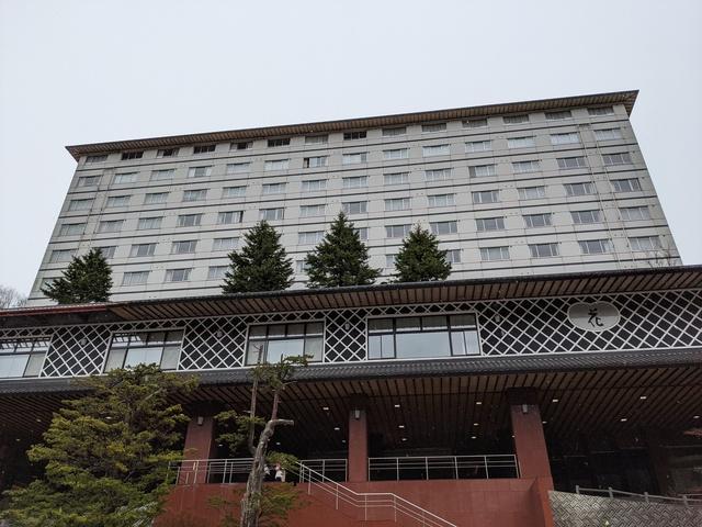 緑の風リゾート建物外観全景