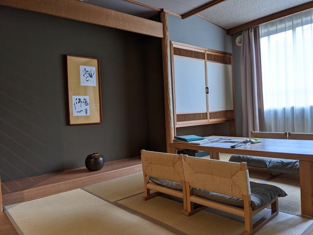 和洋室の客室