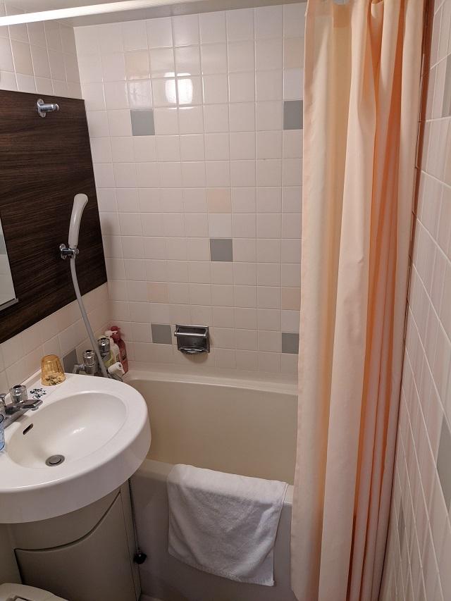 お風呂トイレ洗面脱衣室は一緒