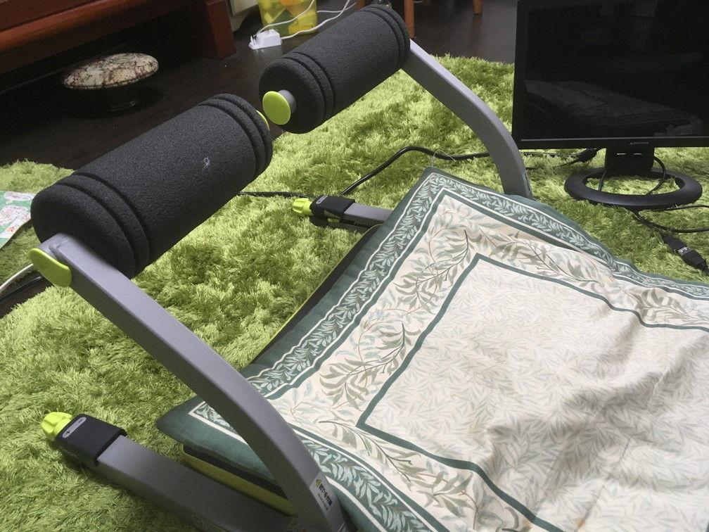 ワンダーコアスマート座椅子の写真