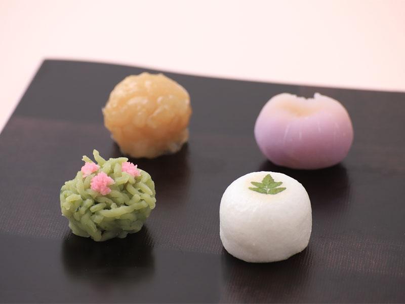 京都の上生菓子