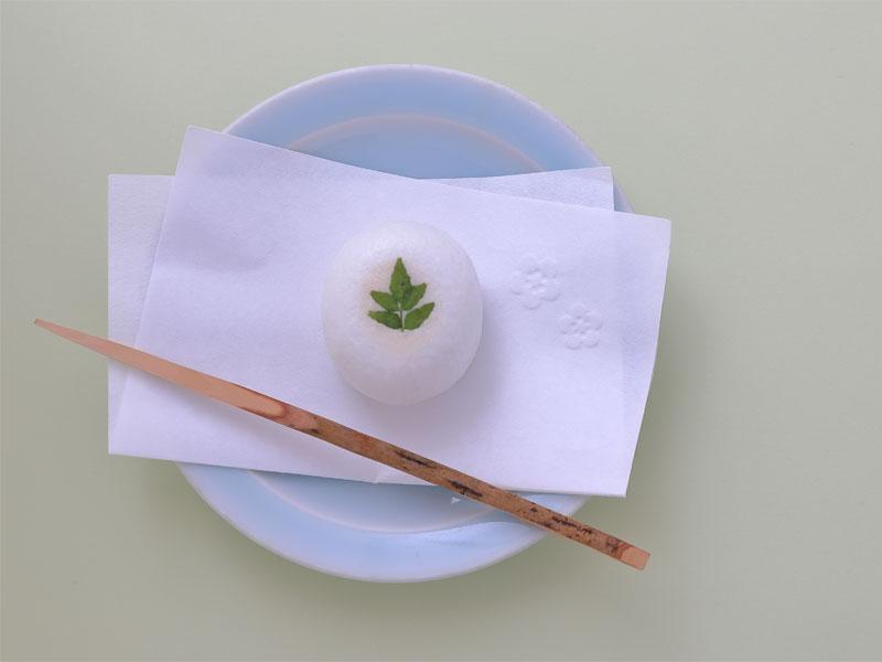 塩芳軒の上生菓子