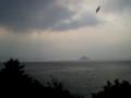 冬の瀬戸内海風景