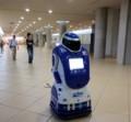 大塚国際美術館案内のロボット