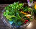 紀子さんの春野菜