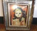 おばあ様の人形の絵