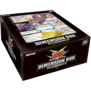 DIMENSION BOX-LIMITED EDITION-