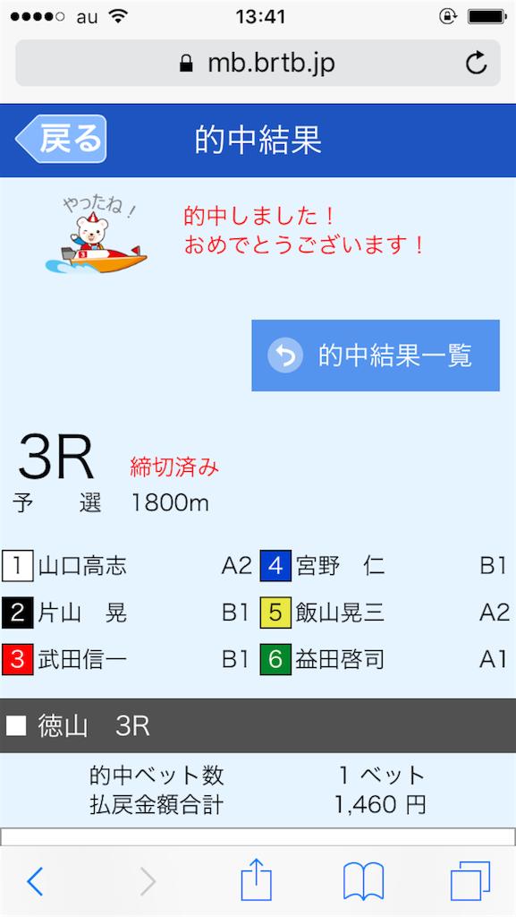 徳山 競艇 結果