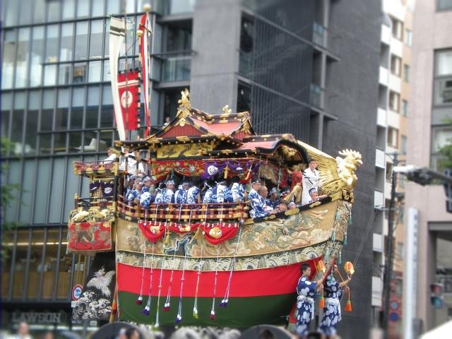 【祇園祭】山鉾巡行以降で見所のイベントって何があるのか調べてみた