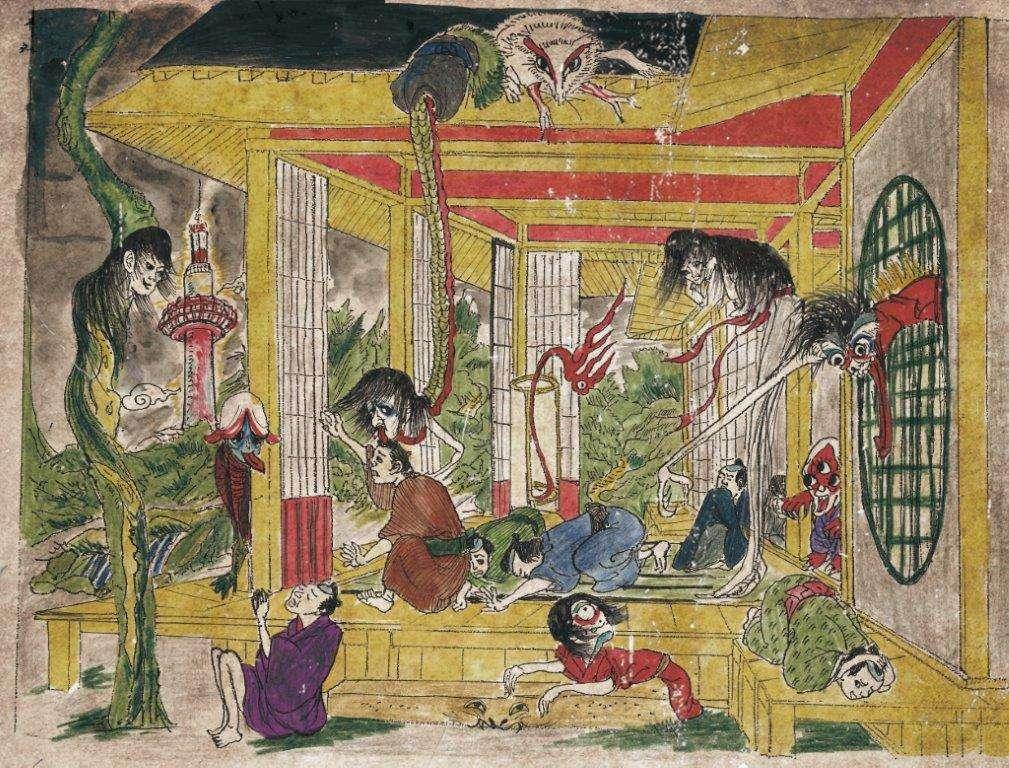 『今年もやるってよ』京都タワーお化け屋敷の発想が斜め上で気になる