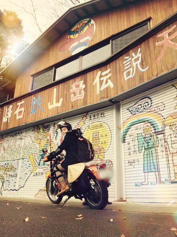 お遍路-バイク-バイクお遍路-バイク-金剛杖-四国八十八ヶ所-遍路