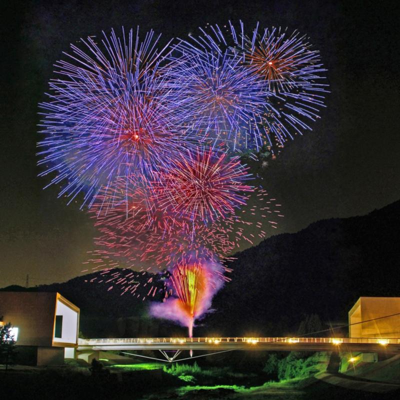 ひよし夏祭り2018 花火大会