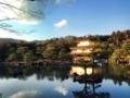 『京都新聞写真コンテスト 鹿苑寺金閣』