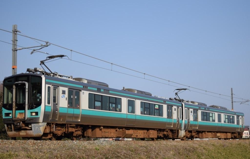 第575列車 「 加古川線最新車両クモハ125系を狙う 加古川線紀行その4 ...
