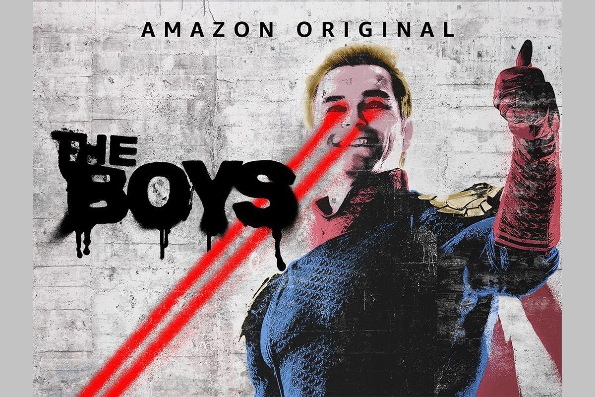 The BOYS 感想 プライムビデオ