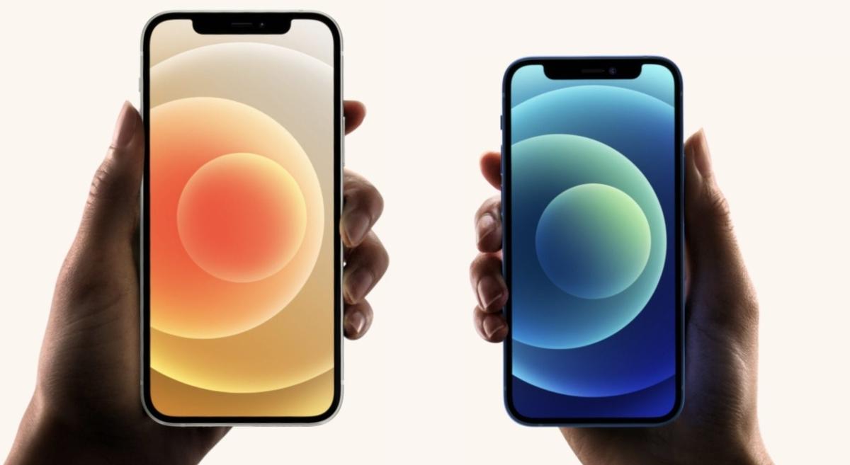 iPhone12  iPhone12mini