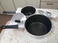 テフロン鍋