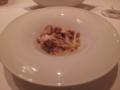 ポルチーニ茸のパスタ