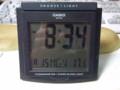 [twitter] この時計、温度だけじゃなくてあちこちおかしいんですけどね