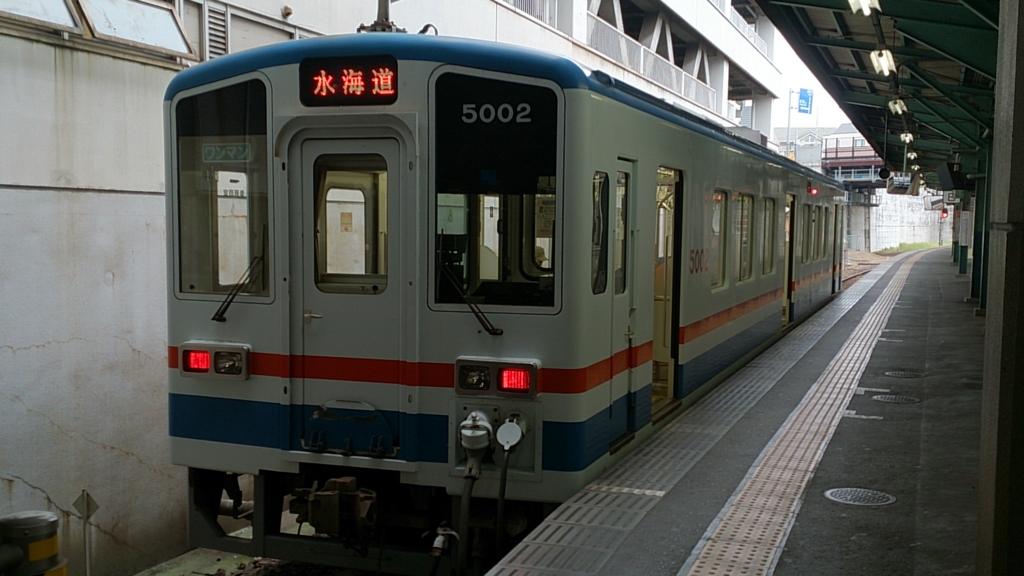関東鉄道常総線のディーゼルカー