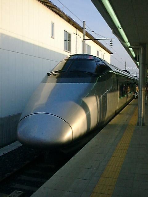 山形新幹線つばさ 400系電車